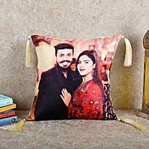 Personalized Happy Cushion: Gifts below 2000