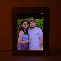 Personalized LED Wooden Frame: Personalised Photo Frames Gifts