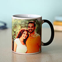 Personalized Magic Mug: Send Anniversary Gifts for Husband
