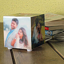 Personalized Memories Lamp: Personalised Gifts Siliguri