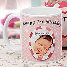 Personalized Memories Mug: Birthday Gifts for Kids