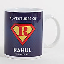 Personalized Mug for Adventurous Buddy: Personalised Mugs for Fathers Day