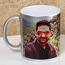 Personalized Picture Mug: Diwali Gifts for Husband
