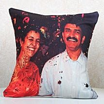Personalized Relaxing Cushion: Anniversary Gifts for Parents