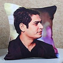 Personalized Suave Cushion: Gifts for Men