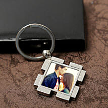 Personalized Valentine Keyring: Personalised Key Chains