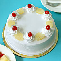 Pineapple Cake: Cake Delivery in Allahabad