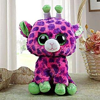 Pink Giraffe: Soft Toys for Birthday