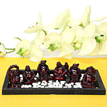 Platter Full Buddhas: Send Spiritual Gifts for Bhai Dooj