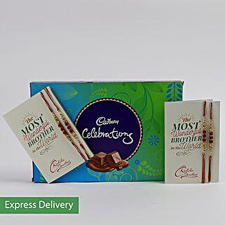 Rakhi And Cadbury Celebrations: