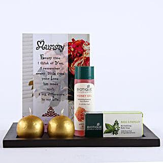 Rejuvenating Hamper For Moms: Special Gifts for Mothers Day