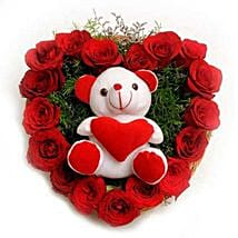 Roses N Soft toy: Flowers & Teddy Bears for Propose Day