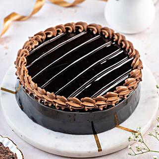Royal Truffle Cake: Chocolate Cakes Mumbai