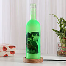 Shining Memory Personalized Lamp: Send Gifts for Boyfriend