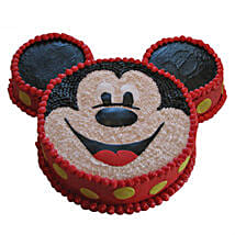 Smiley Mickey Mouse Cake: Cakes to Tanur