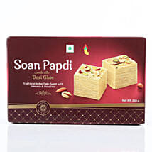 Soan Papdi Greetings: Bhai Dooj Gifts Bhubaneshwar
