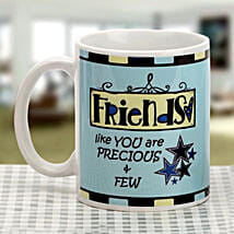 Soothing blue mug: Send Friendship Day Gifts to Delhi