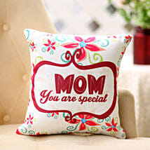 Special Mom Cushion: Mothers Day Gifts to Aligarh