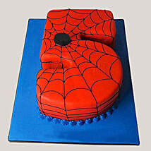 Spiderman Love Cake: Cake Delivery in Ahmedabad