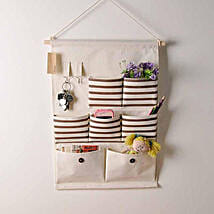 Storage Organizer In Stripes: Unique Gifts for Mothers Day