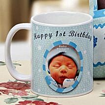 The First Milestone Personalized Mug: Gifts for Kids