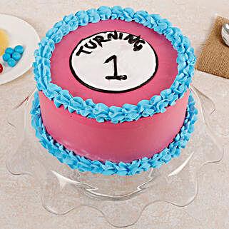Turning One Cake: 1st Birthday Cakes