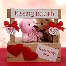 Two Kisses are Better Than One: Send Soft toys to Chennai