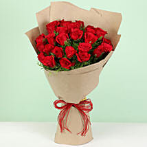 Beautiful 30 Red Roses Bouquet: