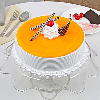 Yummy Mango Cream Cake: Mango cakes