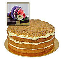 Caramel Butterscotch Cake: Cake Delivery in Malaysia