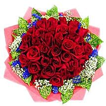 Fantastic Roses Bouquet: Mother's Day Gifts to Malaysia