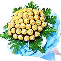 Golden Happiness Bouquet: Corporate Hampers to Malaysia