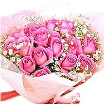 Lovely Pink Blooms: Eid Gifts to Malaysia