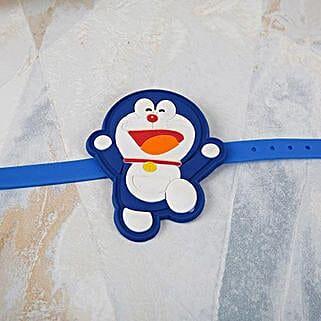 Doraemon Cartoon Rakhi: Send Rakhi to Mexico