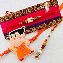 Bhiaya Bhabhi and Munna Rakhi: Rakhi Gifts for Brother to NZ