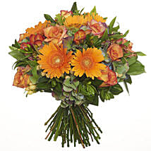 Bright Citrus Bouquet: Romantic Gifts to Nz