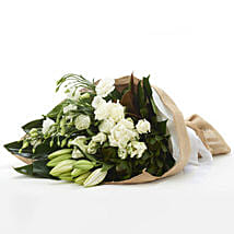 Classic White Flowers: Roses to New Zealand