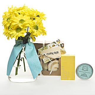 Golden Delight Hamper: Send Diwali Gifts to New Zealand