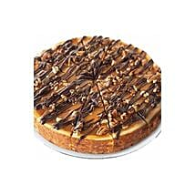 Choc Nut Cheesecake: Thinking Of You