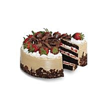 Choco n Strawberry Gateaux: Cake Delivery in Caloocan