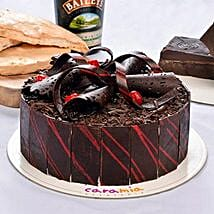 Delicious Choco Baileys Cake: Gifts for Birthday in Philippines