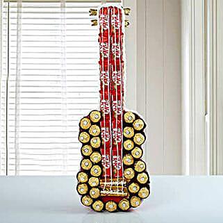 Guitar Of Chocolates: Order Chocolates in Philippines
