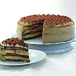 Yumsum Mocha Tiramisu Cake: Cake Delivery in Philippines