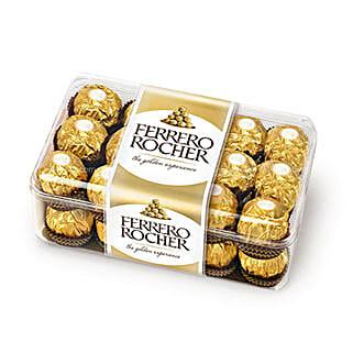 Ferrero Rocher Tasty Treat: Thank You Gift Delivery in Qatar