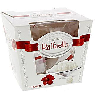 Joy of Ferrero Raffaello: Send Bhai Dooj Gifts to Qatar