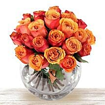Mesmerising Vibrance: Valentines Day Rose Delivery in Qatar