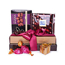 Traveling Chocolates: Thank You Gifts to Qatar