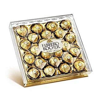 Yummy Ferrero Rocher: Send Bhai Dooj Gifts to Qatar
