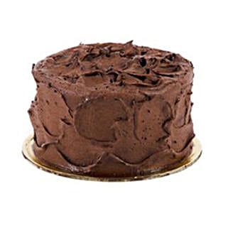 Chocolate Cake 1kg: Valentine's Day Gifts to Saudi Arabia
