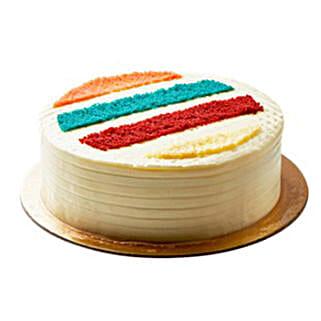 Rainbow Cake 2kg